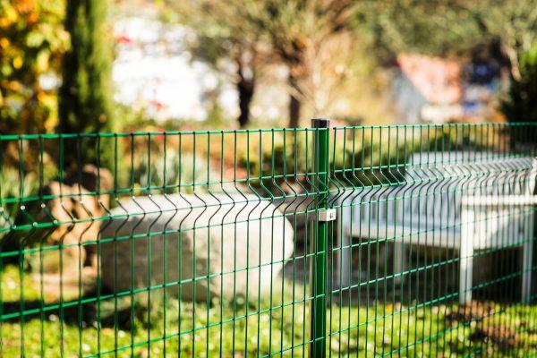 Gartenzaun Matte