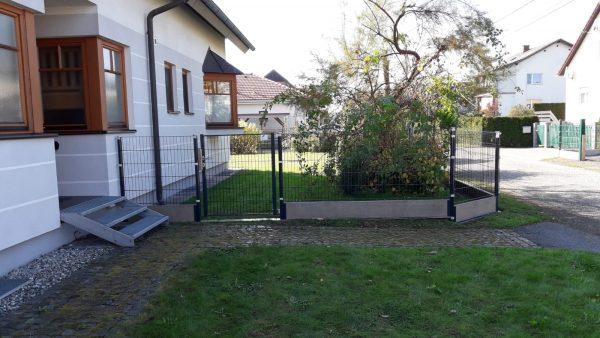 H+S Zaun Garten