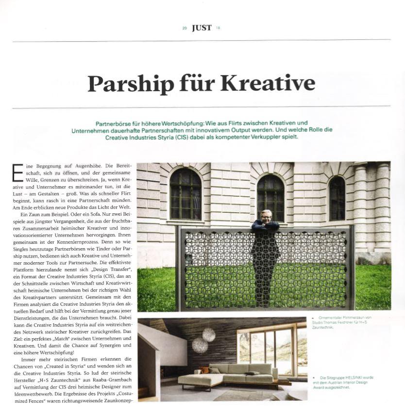 Designmonat Graz / Der Standard